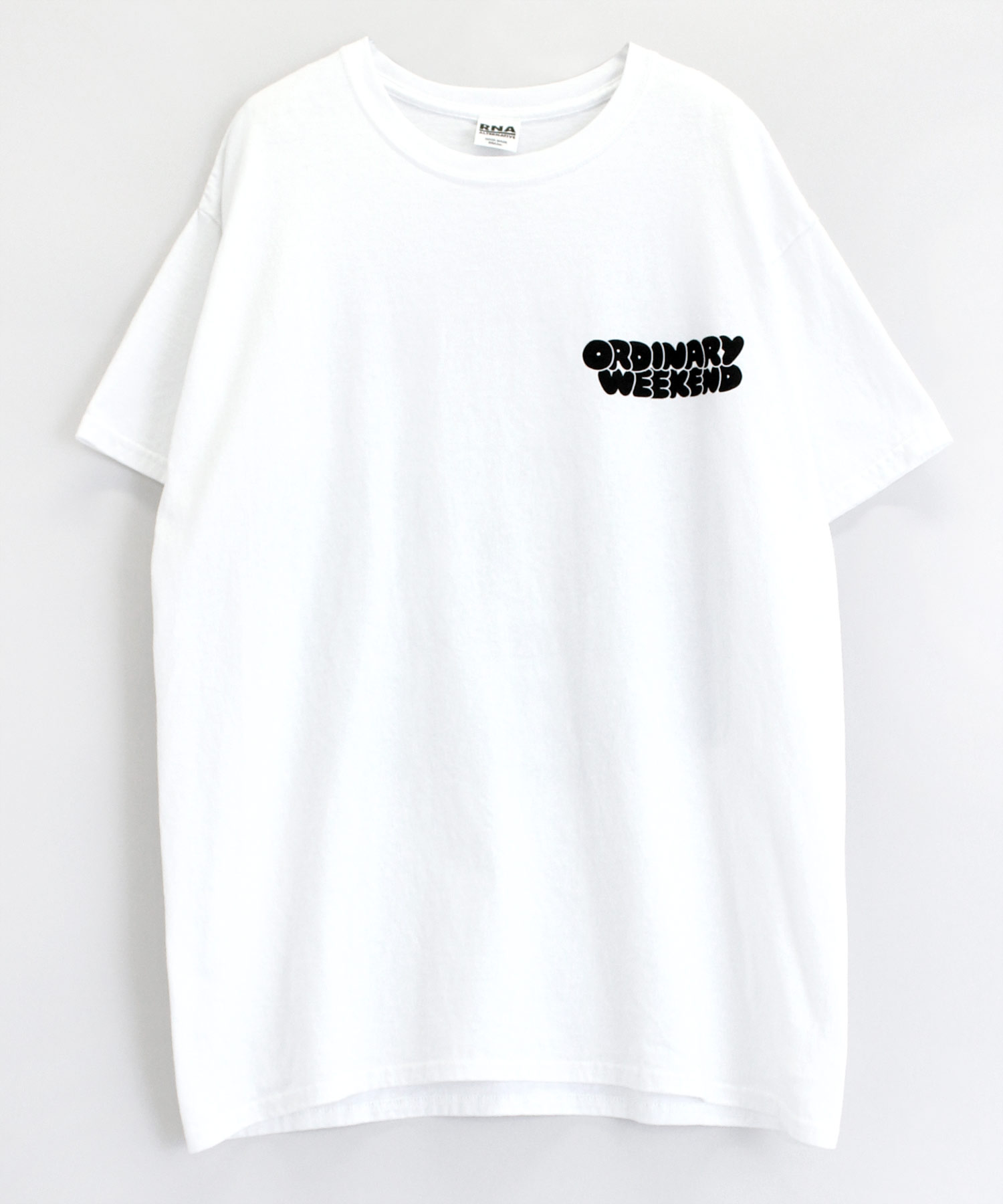 M1152 WEEKEND BIG Tシャツ